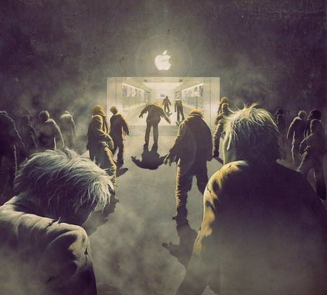 apple zombie 