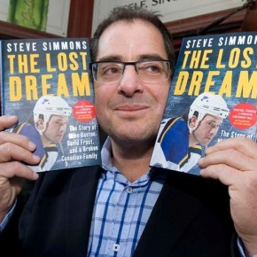 Don't quit your day job, fire your brain: An open letter to Steve Simmons