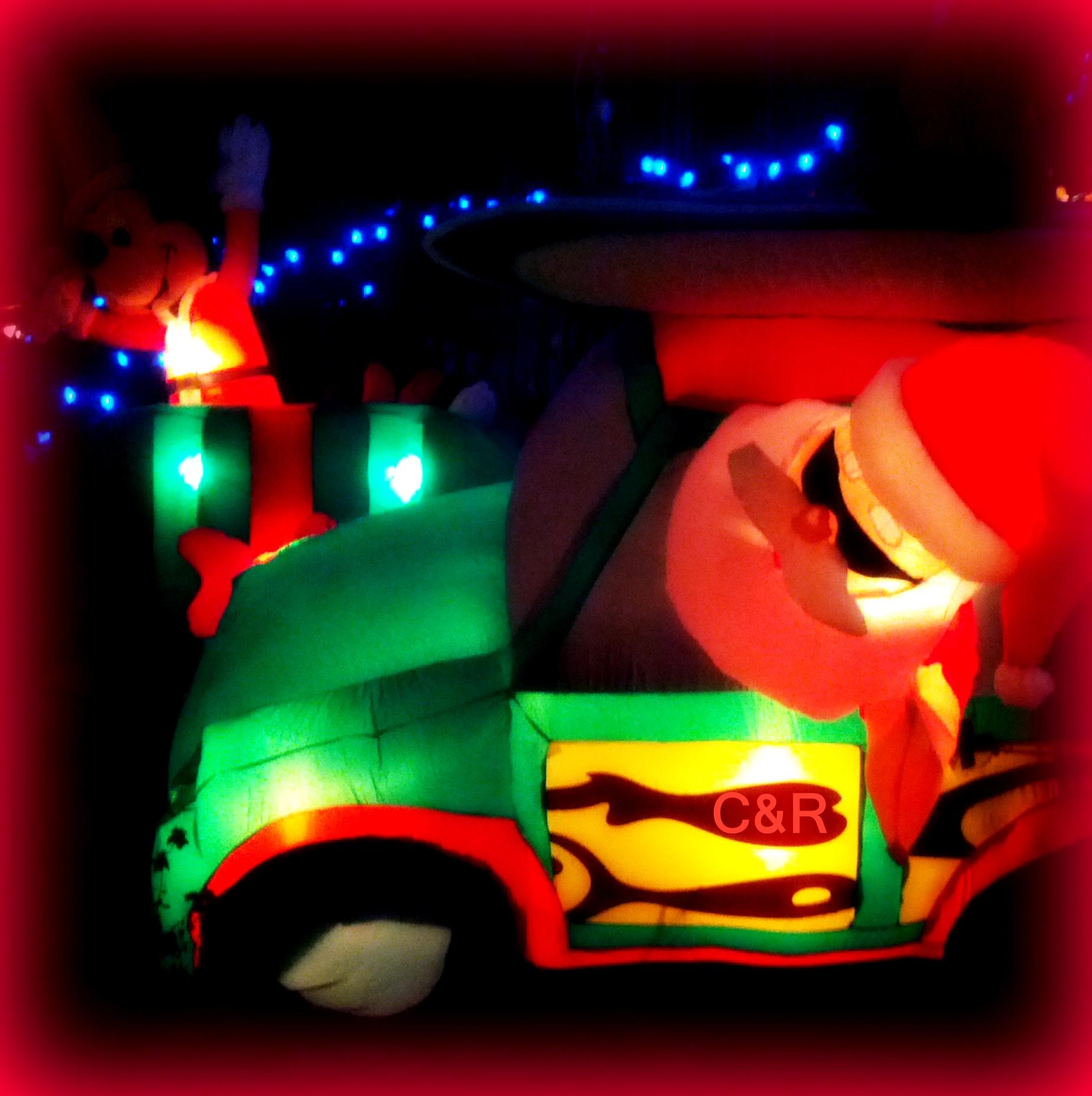 Santa's Drunk