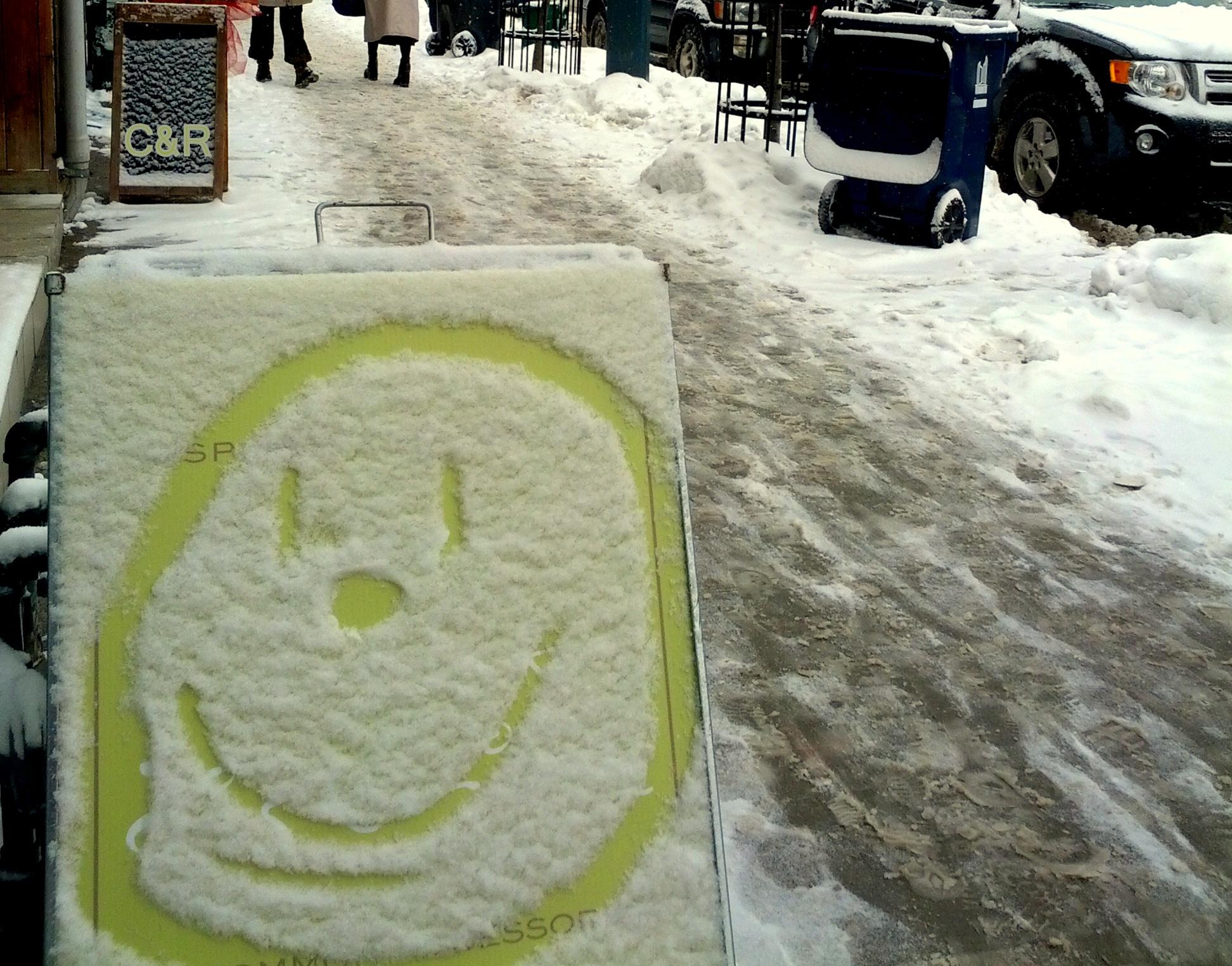 Toronto Snow