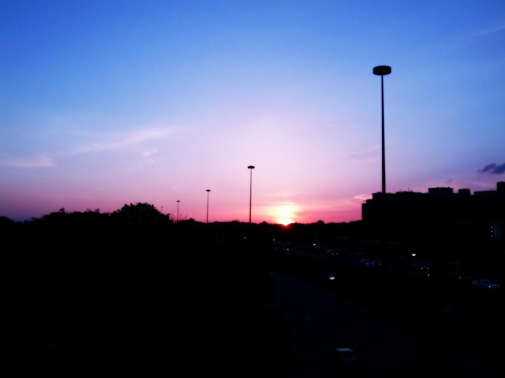 Gardiner Sunset