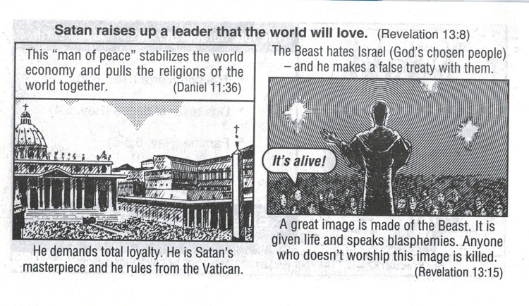 Satan Pope