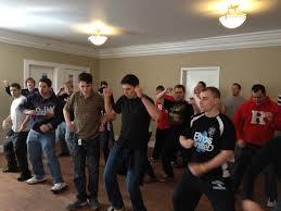 jock dancing