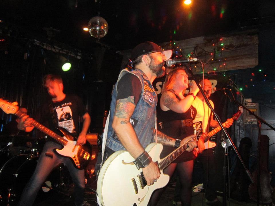 Sinkin_ Ships - Live 2012