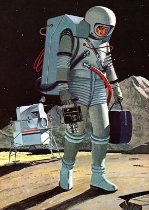 sad spaceman